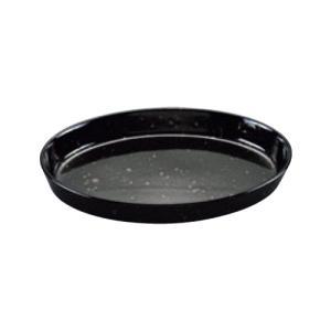 黒天目 小判ベーカー 15インチ 洋食器/業務用/新品|tenpos