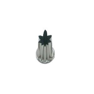 型 EBM 18-8 上物渕付 抜型 紅葉 大 EBM/グループA