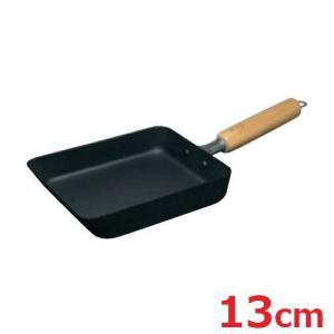 商品名:マグマプレート 匠 玉子焼き 小 寸法:内径:130×85・深さ:30・板厚:1.6・底径:...