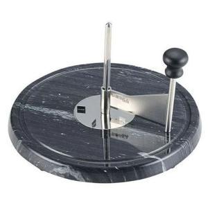 商品名:BOSKA ジロール(大理石仕様)チーズスライサー 寸法:高さ150直径:220 送料区分:...