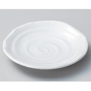 商品名:白楕円うず取皿 寸法:高さ23mm×(手付・はみ出し部分含む)サイズ:150、口径:145 ...