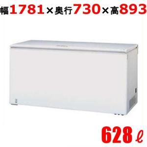 [現金特価] サンデン 業務用 冷凍ストッカー 628L 幅1781×奥行730×高さ893 SH-700XC (旧型式:SH-700XB)|tenpos