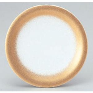回転寿司皿 寿司皿ゴールドぼかし  高さ21 直径:150 (業務用食器)(グループI)