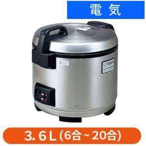 タイガー 電子炊飯ジャー 2升炊 3.6リットル (JNO-A360 0350-0102) (業務用)|tenpos