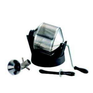 手動 培煎機 サンプロースター(パンチング) (業務用)(送料無料) 幅480×奥行230×高さ25...