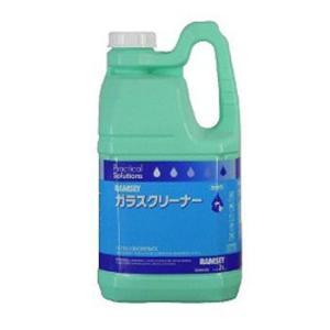 (ガラス用洗剤)ガラスクリーナー2L/本