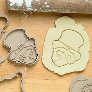【商品説明】 えんとつ街のプペルのルビッチのクッキー型分離型です。ご自宅などでお使い頂くような分離型...
