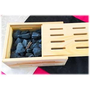 ブラックシリカ 風呂 温泉の素 鉱石 湯 家族風呂 ひのきの湯 贈り物  ブラックシリカ tenshouseki38