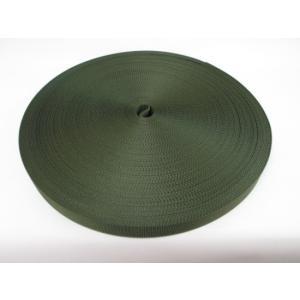 ナイロン製のベルトです。主にリュックやバッグに利用されており、生地の補強としても使用可能です。ナイロ...