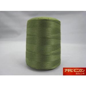 アサヒブランドのビニロン糸です。ビニロンは、石油天然ガスを粗原料として作られるポリビニールアルコール...