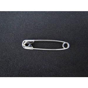 安全ピンNo.2(A)Ni大口バラ  3000本/箱|tenten-tent