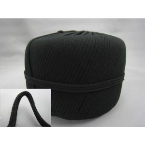 アクリルスピンドル紐#300(8×8)1.8kg黒 tenten-tent