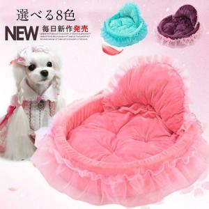 送料無料 ドーム型 犬ベッド 猫ベッド 犬用 大型犬 中型犬...