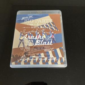 ARASHI BLAST In MIYAGI(通常仕様)[Blu-ray] tentoumusi-recycle