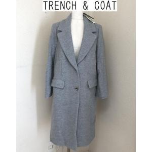 TRENCH & COAT チェスターコートグレー 38号|tentoumusi-recycle