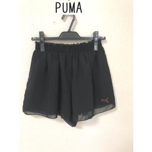 PUMA ランニング パンツ 黒 S|tentoumusi-recycle