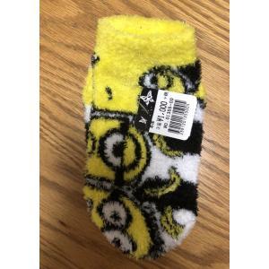 ミニオンズ のびのびマシュマロ靴下|tentoumusi-recycle