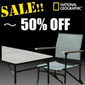 アウトドア テーブル シンプル アルミ 高強度 木目柄 LIGHT WEIGHT 1260 ナショナ...