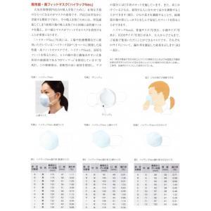 日本製 興研 ハイラックNeo かからんぞ KIDS 5枚入 排気弁付 キッズ 子供用マスク 高フィットマスク 高性能フィルター 立体接顔クッション|tenyuumarket|10