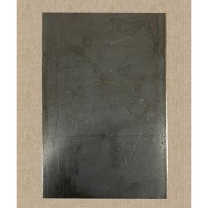 【引取限定】敷鉄板 鉄板 厚み9mm 914×1829mm 鋼板/鋼材/厚板/SS400/切板/3×6 teppan-market