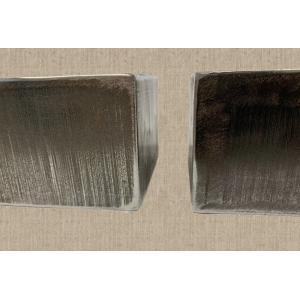 厚み60mm 鉄ブロック 2個セット 8cm×8cm  材料/金属/作業台/角材/金属/極厚/鉄板/DIY/SS400|teppan-market