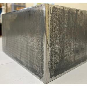 厚み70mm 鉄ブロック10cm×15cm  材料/金属/作業台/角材/金属/極厚/部品/DIY/SS400/鉄板|teppan-market