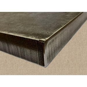 厚み25mm 鉄板 15cm×25cm  材料/金属/作業台/プレート/金属/極厚/切板/DIY/SS400|teppan-market