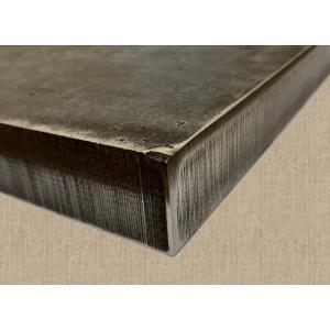 鉄板 23cm×23cm 厚み30mm 材料/金属/作業台/プレート/金属/極厚/切板/DIY/SS400 teppan-market