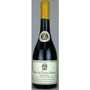 コルトングランセは、ブルゴーニュ地方アロース・コルトンの名醸ワイン。この搾り残しのみを蒸留し、8年以...
