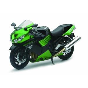 NewRay 1/12 オートバイ スケールモデル  ・NewRay(ニューレイ) カワサキ ZX-...