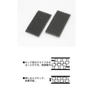 キタコ(KITACO) プッシュロックファスナー 25×50mm/1ヶ 0900-755-09010|terranet