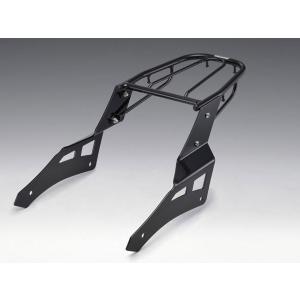 キジマ(KIJIMA) バルカンS / ABS用リアキャリア スチール製 最大積載量5kg ブラック 210-231|terranet