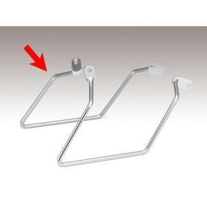 キジマ(KIJIMA) 210-461[左側用] / 210-4611[右側用] SR400 / SR500用 バッグサポート ※左右バラ売り|terranet