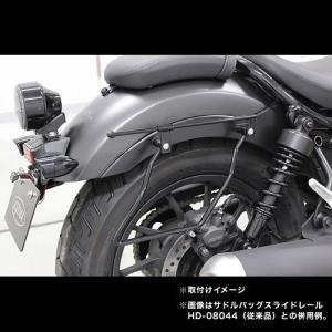 キジマ(KIJIMA) レブル250 / レブル500 17Y-用 バッグサポート ※右側用 210-4871