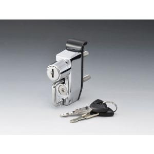 キジマ(KIJIMA) 303-1530 ヘルメットロック PCX/GROM用 ※汎用品 ネジ間ピッチ32mm|terranet