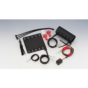 キジマ(KIJIMA) グリップヒーター GH05-2 巻き付け式 105mm 304-8202|terranet