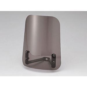 キジマ(KIJIMA) フロントスクリーン メーターバイザー スモーク ズーマー用 305-455|terranet