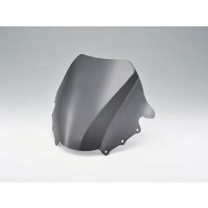 キジマ(KIJIMA) バーグマン200用 スモークショートスクリーン 305-4681|terranet