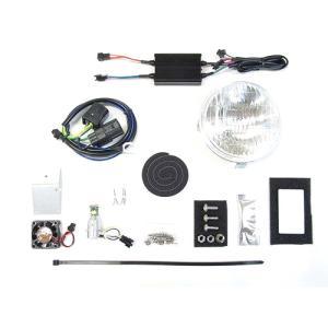 プロテック LBH-H16 クロスカブ50['18〜 AA06]用 LEDクラシカルヘッドライトkit 3000K 63009-30|terranet