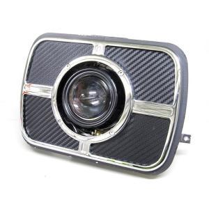 プロテック ZRX1200 DAEG['09〜]用 LEDプロジェクターヘッドライト LH-3170 角目タイプ   5000K 63170-50|terranet