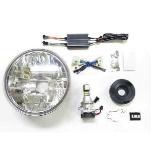 プロテック LBH-H10 CB1100EX['17〜'19 2BL-SC65]用 LEDマルチリフレクターヘッドライトkit 3000K 64010-30|terranet