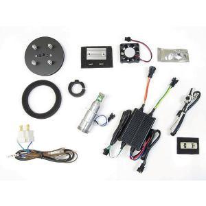 プロテック ZX-10R用 LEDヘッドライトバルブキット LB7W-KN H7 Hi/Lo 6000K ※Hiビーム側専用 65009|terranet