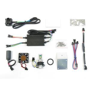 即納 プロテック バイク用 LEDヘッドライトバルブキット LB5-M HS5 6000K 65011|terranet