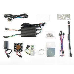 即納 プロテック バイク用 LEDヘッドライトバルブキット LB7-M PH7(PH7ソケットタイプ) 6000K 65012|terranet