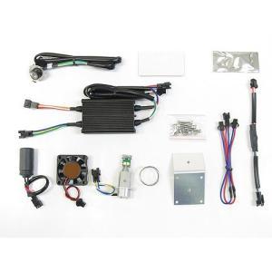 即納 プロテック バイク用 LEDヘッドライトバルブキット LB8-M PH8 6000K 65013|terranet
