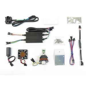 即納 プロテック バイク用 LEDヘッドライトバルブキット LB11-M PH11 6000K 65014|terranet