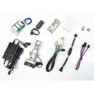 プロテック ベンリィ110 / ベンリィ110プロ専用 LEDヘッドライトバルブキット LB4-BE HS1 Hi/Lo 6000K 65049|terranet