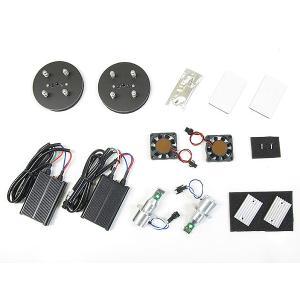 即納 プロテック '12〜'17 マジェスティ250(4D9)用 LEDヘッドライトバルブキット LB7-MJ 6000K 65062|terranet