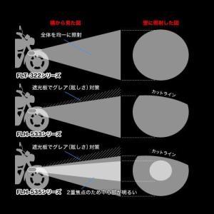 プロテック バイク用LEDフォグライト FLT-322 (REVセンサー付 親機) ボルト方向【下】 65322-D|terranet|03