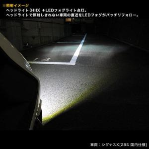 プロテック バイク用LEDフォグライト FLT-322 (REVセンサー付 親機) ボルト方向【下】 65322-D|terranet|06